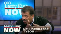 """There's a lot of angst"": Astrophysicist Neil Degrasse Tyson on faith and science"