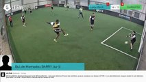 But de Mamadou BARRY (14-3)