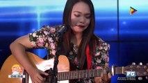LIVE ON BAGONG PILIPINAS: Eva Muldez