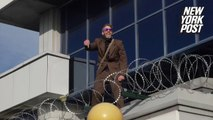 British protesters attempt to take over airport