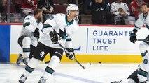 Patrick Marleau scores in Sharks return