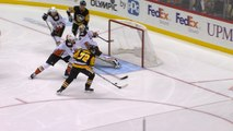 John Gibson's remarkable pad save
