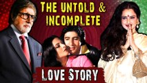 Amitabh Bachchan And Rekha MEMORABLE Love Story & Breakup | Birthday Special Big B