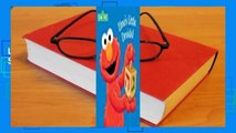 [MOST WISHED]  Elmo's Little Dreidel (Sesame Street)