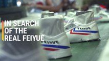 Exclusive Look at How Feiyue Kung Fu Shoes Are Made