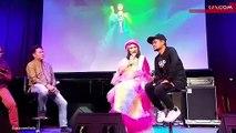 Rilis Lagu Religi Pertama Kali, Titi DJ Nangis Ingat Anak-anaknya