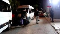 İzmir foça'da 42 göçmen yakalandı