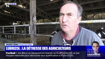 Rouen: des agriculteurs exaspérés face au gel des productions