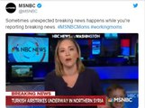 Courtney Cube MSNBC : മകന് കയറി വന്നാല് റിപ്പോര്ട്ടര് എന്ത് ചെയ്യും?   Oneindia Malayalam