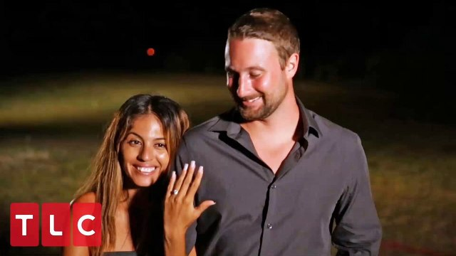 Corey Proposes to Evelin!   90 Day Fiancé: The Other Way