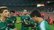 ملخص مباراة العراق وهونغ كونغ تصفيات كأس أسيا