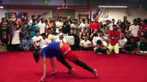 Tiger Shroff Attends Fly Zone's 'Tricking Championship'