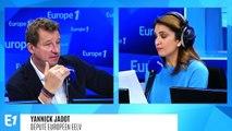 """Rejet de la candidature de Sylvie Goulard à la Commission européenne : Yannick Jadot estime que """"Emmanuel Macron a agit avec une scandaleuse légèreté"""""""