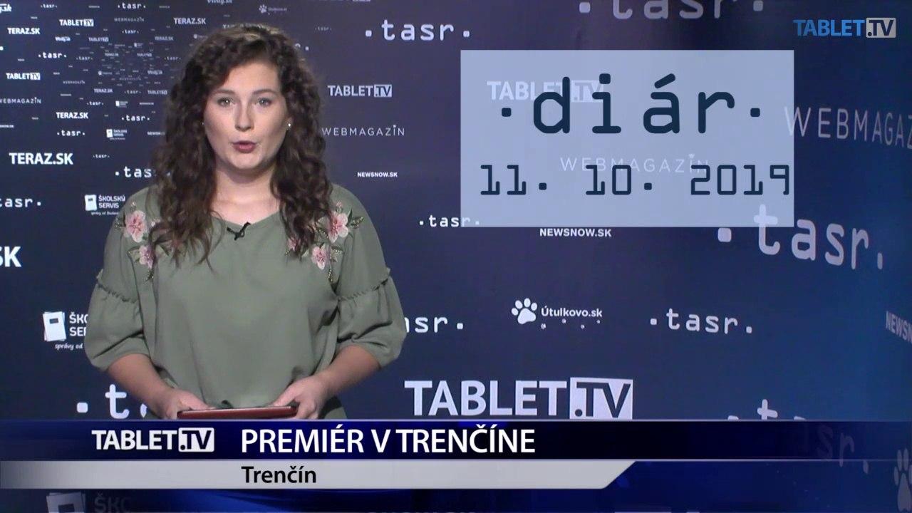 DIÁR: Premiér P. Pellegrini má pracovný program v Trenčíne