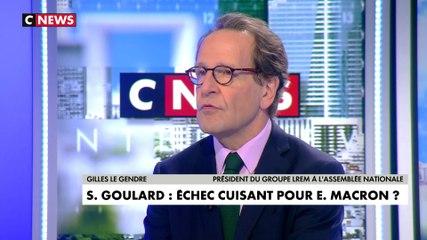Gilles Le Gendre - CNews vendredi 11 octobre 2019