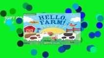 [GIFT IDEAS] Indestructibles: Hello, Farm!