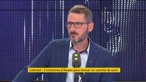 """"""" Si c'est de l'humour, c'est un humour douteux"""", ironise Matthieu Orphelin à propos des dernières déclarations de François Fillon"""