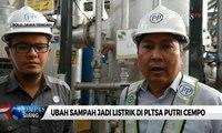 Mengubah Sampah Menjadi Listrik di PLTSA Putri Cempo