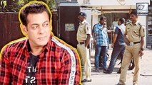 Caretaker Of Salman Khan's Bungalow ARRESTED
