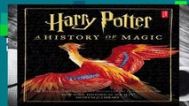 [MOST WISHED]  Harry Potter: A History of Magic