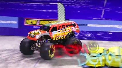 Hot Wheels Monster Trucks come to life - Trailer