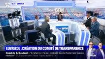 Lubrizol: création du comité de transparence - 11/10