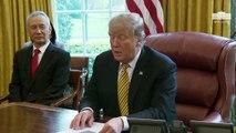 Nuevas conversaciones comerciales entre Trump y China