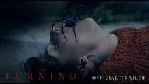 The Turning - Official Trailer - Horror - Finn Wolfhard, Mackenzie Davis