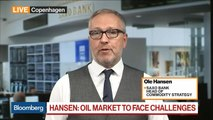 Oil Market Will Face Challenges in Coming Year, Says Saxo Bank's Hansen