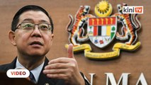 Uproar in Parliament as Guan Eng blames BN for abuses