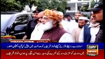 ARYNews Headline   Nawaz Sharif confirms his support for Maulana Fazl's Azadi March   1 PM   11Oct 2019