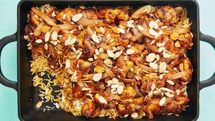 Chicken Biryani - Chicken Curry recipes - How to make chicken biryani