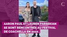 Qui est Lauren Parsekian, la femme d'Aaron Paul ?