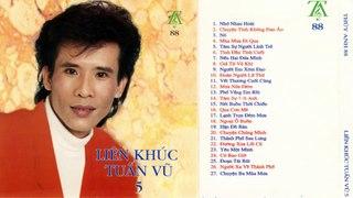 CD LIÊN KHÚC TUẤN VŨ 5 Liên khúc Nhớ Nhau