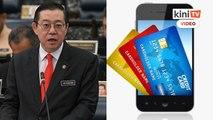 RM30 akan dikreditkan untuk galak penggunaan e-wallet