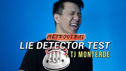 Lie Detector Challenge with Team TJ