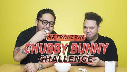 Chubby Bunny Challenge | Makoy and Tisoy