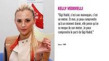 Gigi Hadid vs Marie S'Inflitre : Kelly Vedovelli défend le mannequin