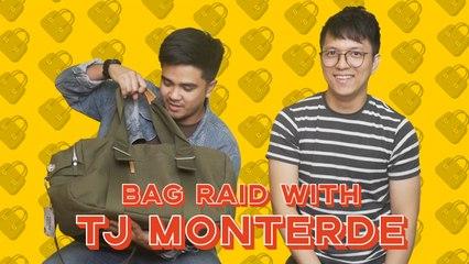 Bag Raid | TJ Monterde