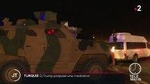 Syrie : l'armée turque poursuit ses frappes contre les Kurdes