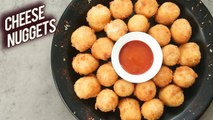 Crispiest POTATO CHEESE NUGGET | Best Party Starter Recipe - Cheese Nugget | Cheese Balls | Bhumika
