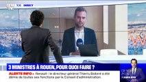 Trois ministres à Rouen, pour quoi faire ? (4/4) - 11/10