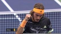 Shanghai - Tsitsipas fait tomber Djokovic