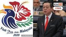 RM90 juta untuk promosi Tahun Melawat Malaysia