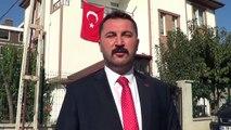 Tokat'ta 'Barış Pınarı Harekatı'na Türk bayraklı destek