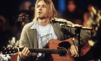 Le gilet moche de Kurt Cobain de Nirvana est à vendre
