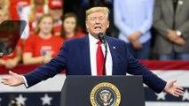«Lèche-cul, loser...» Trump se déchaîne sur ses adversaires lors d'un meeting