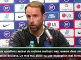 """Angleterre - Southgate : """"Les questions autour du racisme mettent mes joueurs dans une situation délicate"""""""