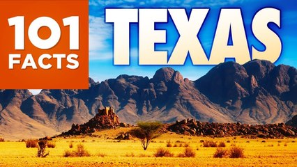 101 Facts About Texas