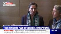 """Rouen: Agnès Buzyn assure que """"plus personne n'est hospitalisé"""" à cause de l'incendie de l'usine Lubrizol"""